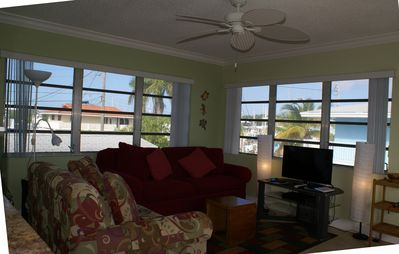 Views from every room in Largo Lookout - waterway, marina and more!