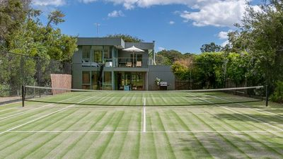 Photo for Tennis Court and A/C