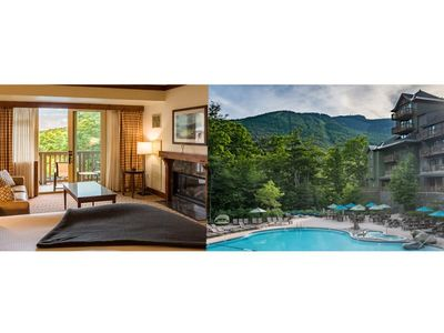 Photo for #347 | Studio |The Maple | 3rd Floor Pool & Mountain Views