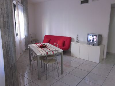 Photo for Residence Baia Blu, apartment for 4 people