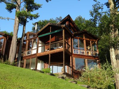 Photo for Magical Chalet with spectacular views