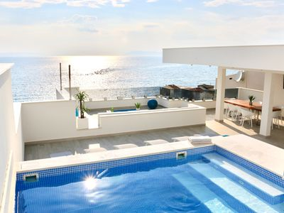 Photo for Luxurious and Modern with Pool, Roofdeck, and Views! Steps from the Beach
