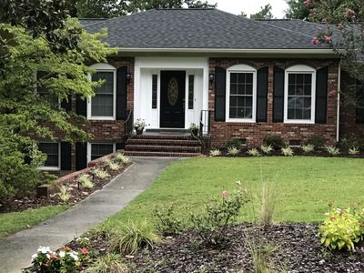 Photo for 5 Bedroom Master's Week Special located near beautiful downtown Aiken, SC