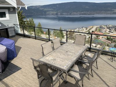 Photo for Breathtaking Panoramic Lake Views, Brand New Luxurious Cottage