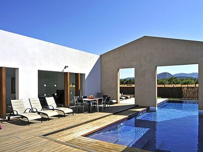 Photo for Villa With Private Pool And Suntrap Courtyard close to Puerto Pollenca