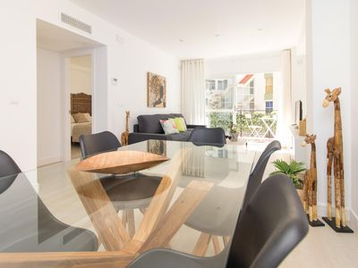 Photo for Quiet Apartment Nice Terrace by Town (C23)