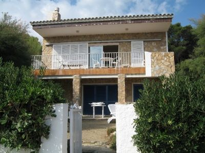 Photo for Ground-floor apartment for 4 persons in a villa with 2 apartments.