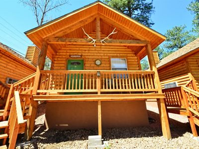 Photo for Antlers Crossing #2 Bear Cabin - Cozy Cabins Real Estate, LLC.