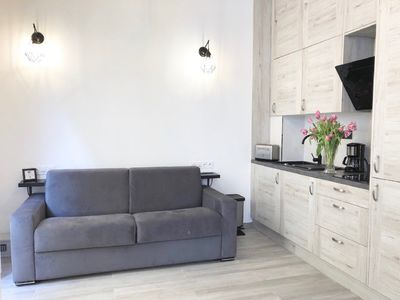 Photo for Nice Center Flat - 2 Room Apartment with Balcony Renovated in the heart of the city