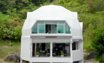Photo for Largest KÜPPELHAUS in Thailand and possibly throughout the HomeAway worldwide