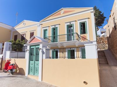 Photo for Casa Rinio - Traditional Symi Mansion