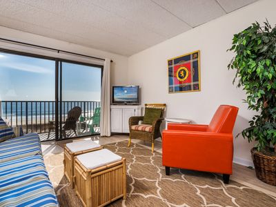 Photo for Direct oceanfront 2BR, 2BA condo in Bimini on 87th Street