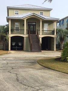 Photo for 3Bd/2Ba Waterfront home with Pool on Terry Cove, Includes bulkhead for 70ft boat