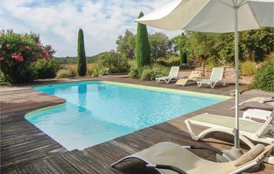 Photo for 4 bedroom accommodation in Montesquieu