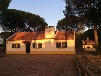 Photo for Enjoy the beauty of the Alentejo. House set in pine forest and near the beautiful beaches