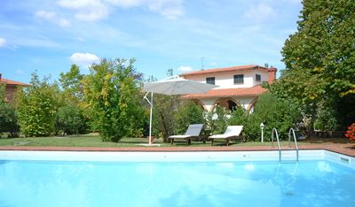 Photo for CASA ADELE: HOUSE WITH POOL FOR EXCLUSIVE USE AND FENCED GARDEN!