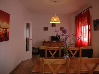 Photo for Seaside apartment in Conil