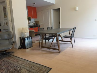 Photo for APARTMENT ALL COMFORT 80M2 CENTRAL, BAYONNE