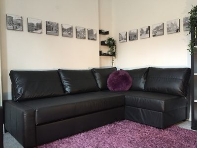 Photo for Convenient Edinburgh Apartment with Free Parking