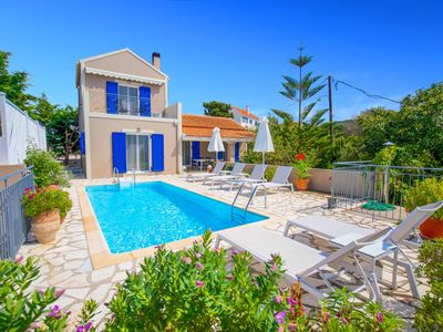 Photo for Villa Joanna Sunset -This modern Villa includes a private pool, a balcony & WIFI