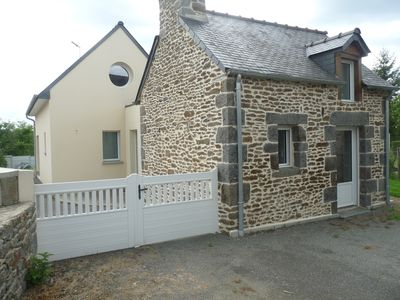 Photo for Comfortable holiday home near Saint Malo-Dinan. 6 persons