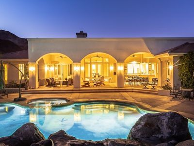 Photo for NEW LISTING! PROMO PRICING! PRIVATE UPSCALE POOL HOME!