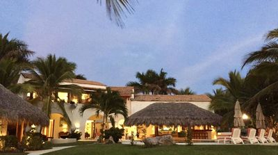 Photo for Playa Blanca Beachfront Estate (Adults only)