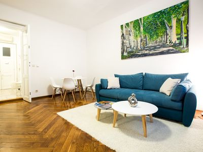 Photo for XL apartment in the city center