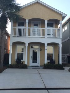 Photo for 250 Steps to the Beach! Available Monthly!  2 KINGS - 3 QUEENS - SLEEPS 10!
