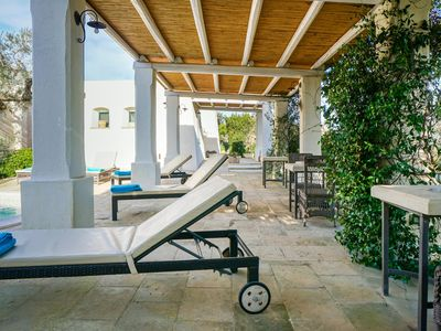 Photo for 1BR House Vacation Rental in Racale, Puglia