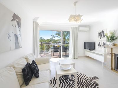 Photo for Apartment Nautic 2 in Port d'Alcúdia - 6 persons, 3 bedrooms