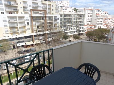 Photo for Two bed apartment in Old Town Albufeira