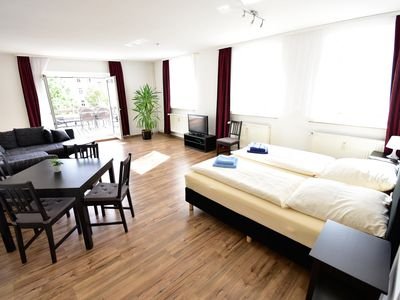 Photo for Apartment / app. for 6 guests with 72m² in Schwerin (51902)