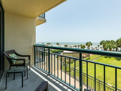 Photo for Oceanfront San Luis Resort Condo with views, shared hot tub & pool w/waterslide