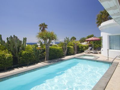 Photo for Villa Marcus - 3 Bedrooms large pool plus child's pool - Great for families