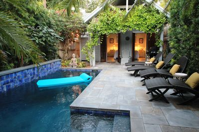 Key West Oasis, Seperate Cottage, Very Private Pool & Back Yard - Old Town