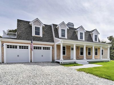 Photo for Cape Cod Area House w/Hot Tub - Walk to the Beach!