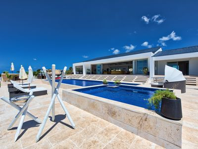 New 5 bedroom villa with an amazing view