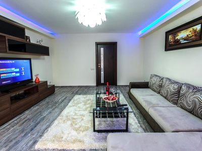 Photo for Luxury 90 sqm. apartment in the heart of Bucharest