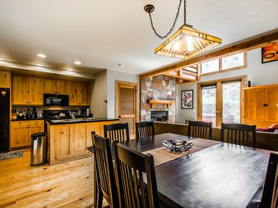 Photo for Walk/ Bus to Main St & Deer Valley/ Park City Mountain. 3 BR/ Private hot tub