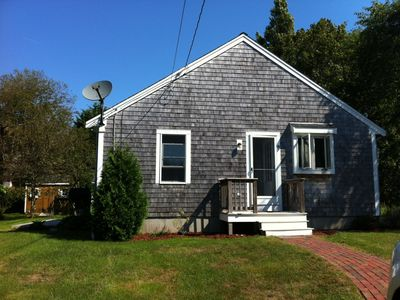 Photo for Beautiful 2 Bedroom Cottage Just Short Stroll To Town Neck Beach