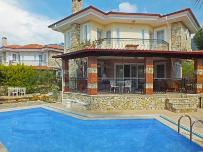Photo for Kelebek Villa with private pool