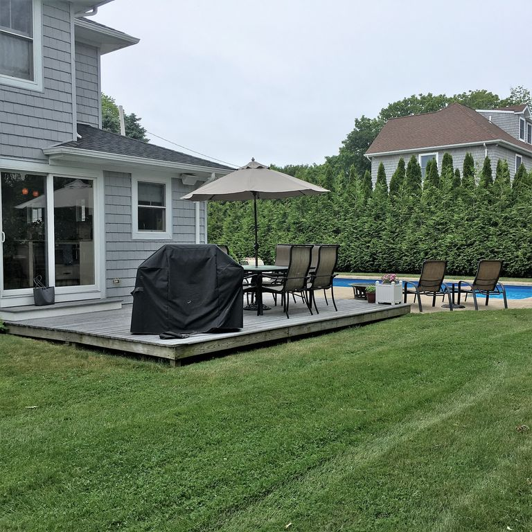 The Cleanest Rental In The Hamptons Quiet Street 3 Mi To Ocean Heated Pool Southampton