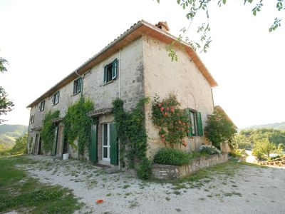 Photo for IL PALAZZETTO Among The Hills Of Umbria, An Old Farmhouse With Private Pool