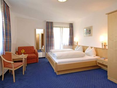 Photo for Double room with shower, WC (2) - Niederreiter, guesthouse