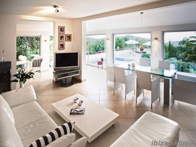 Photo for House - house with sea view, garden and pool 223