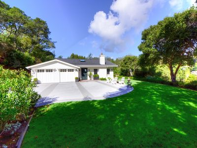 Photo for Chic Mill Valley home