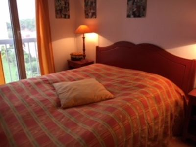 Photo for GOLFE JUAN, 2 ROOMS SEA VIEW CLOSE TO ALL AMENITIES AND BEACHES