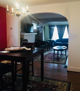 Photo for 2BR Apartment Vacation Rental in Buffalo, New York