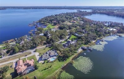 Exclusive location off Lake Butler and Lake Davies